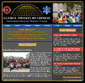 Screenshot - Global Mission Readiness